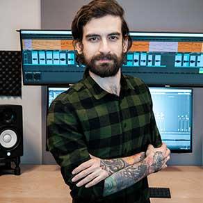 lyric video producer calvin west
